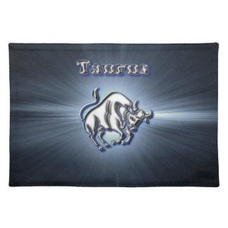 Chrome Taurus Placemat