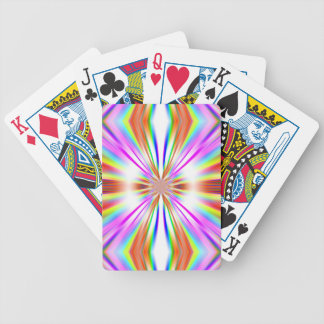 Chrome Zoom Playing Cards