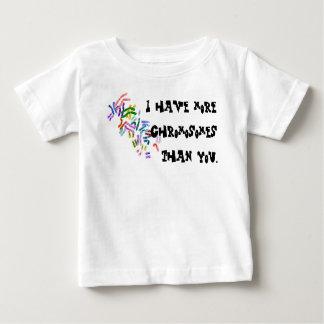 Chromosomes Baby T-Shirt