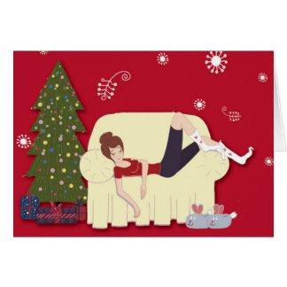 Chronic Christmas Card
