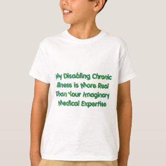Chronic Conditions - Greens T-Shirt