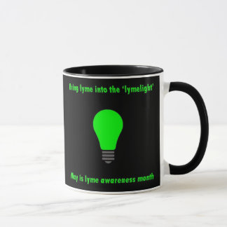 Chronic Lyme is Real Coffee Mug