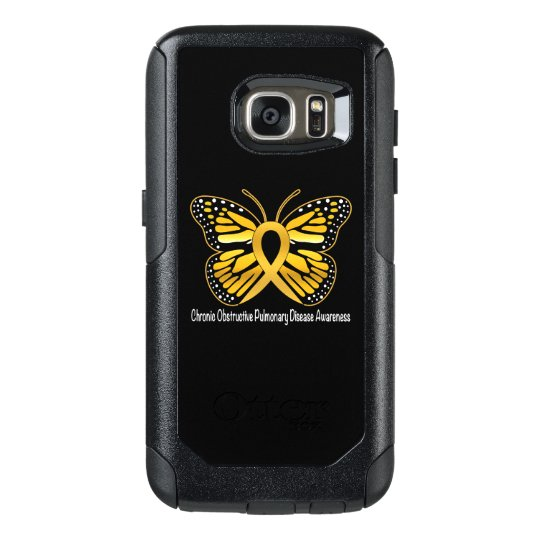 Chronic Obstructive Pulmonary Disease OtterBox Samsung Galaxy S7 Case