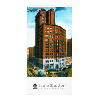 Chronicle Building Photo Cards