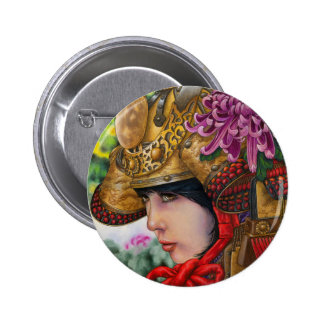"""Chrysanthemum"" button"