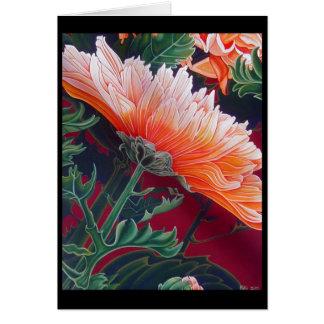 Chrysanthemum Cards