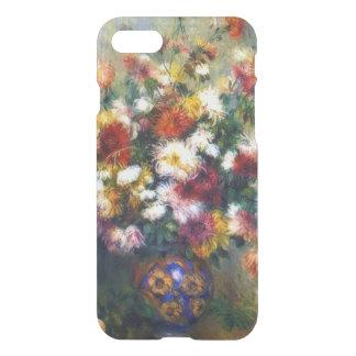 Chrysanthemum Flowers Renoir Fine Art iPhone 7 Case