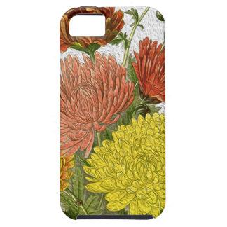 Chrysanthemum iPhone 5 Covers