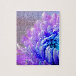 chrysanthemum jigsaw puzzle