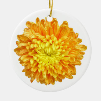 Chrysanthemum ornament