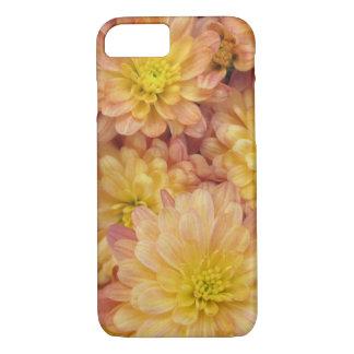 Chrysanthemum Plant Group Peach iPhone 7 Case