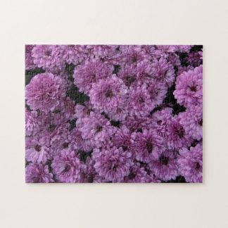 Chrysanthemum Puzzle