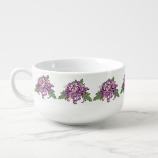 Chrysanthemum Soup Mug