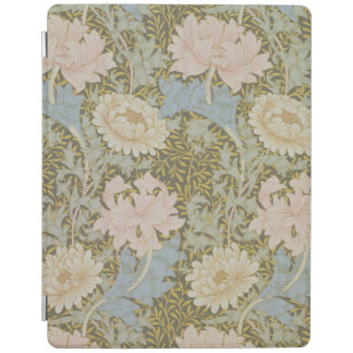 'Chrysanthemum' wallpaper, 1876 (wallpaper) iPad Cover