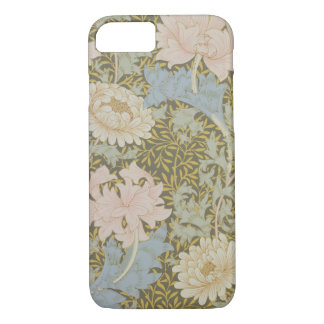 'Chrysanthemum' wallpaper, 1876 (wallpaper) iPhone 8/7 Case
