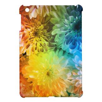 chrysanthemums iPad mini case