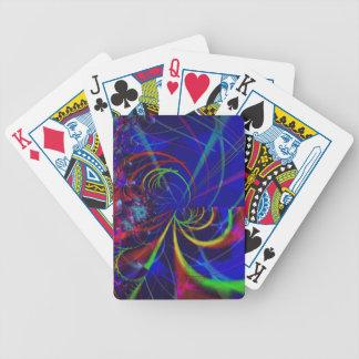 Chrysanthemums Poker Deck