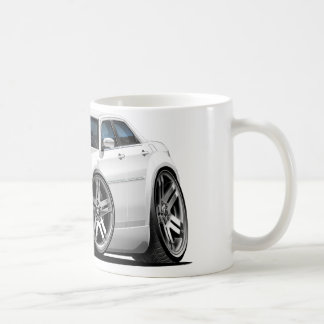 Chrysler 300 White Car Coffee Mug