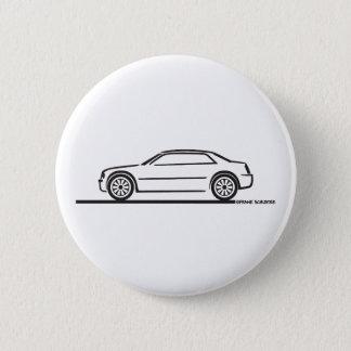 Chrysler 300C 2 Inch Round Button