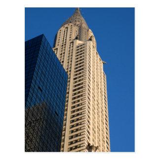 Chrysler Building 42nd St. Postcard