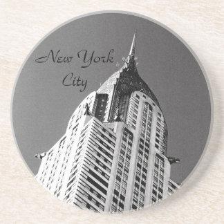 Chrysler Building Coaster
