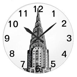 Chrysler Building Dome Clocks