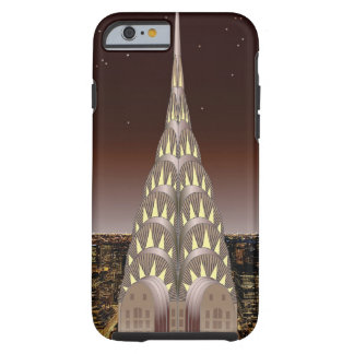 Chrysler Building iPhone 6/6S Tough Case