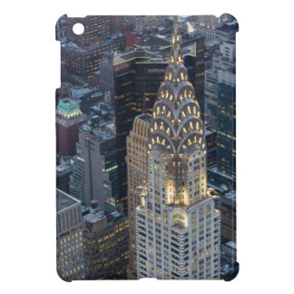 Chrysler Building New York City Aerial Skyline NYC Cover For The iPad Mini