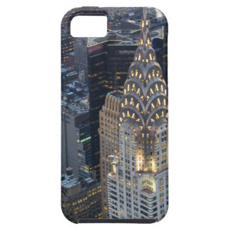 Chrysler Building New York City Aerial Skyline NYC iPhone 5 Covers