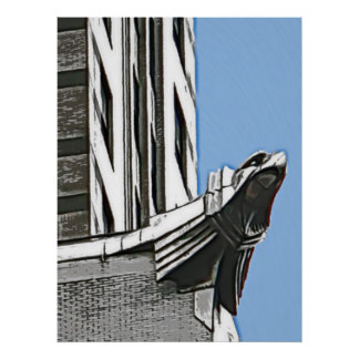 Chrysler Building, New York Poster