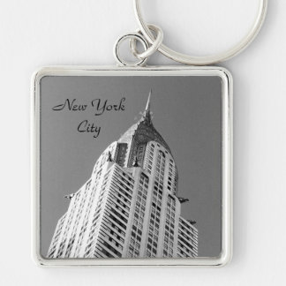 Chrysler Building NYC Premium Keychain