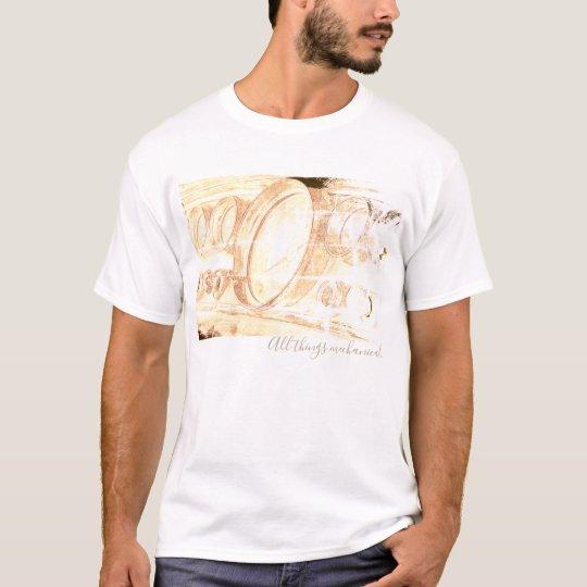 Chrysler Dashboard All Things Mechanical T-Shirt