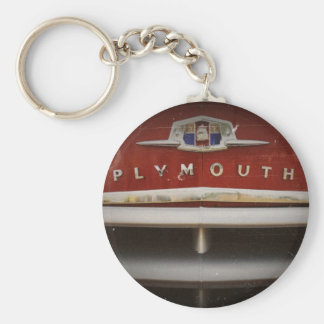 Chrysler Plymouth Keychain
