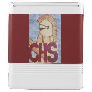 CHS Trojan cooler - design by Artistic Blessings
