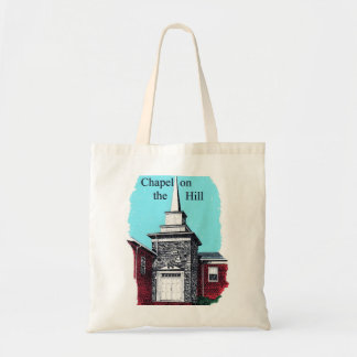 Chspel on the Hill economy tote bag