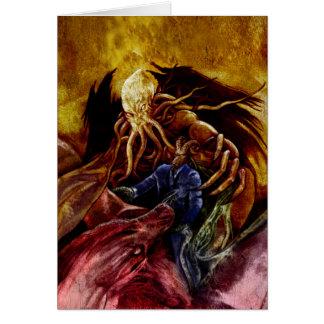 Chthulhu Domine Card