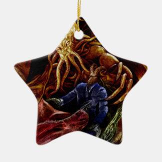 Chthulhu Domine Ceramic Ornament