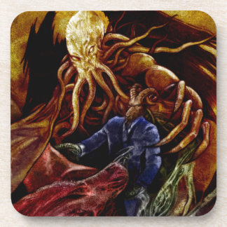 Chthulhu Domine Coaster