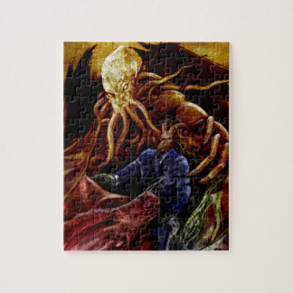 Chthulhu Domine Jigsaw Puzzle