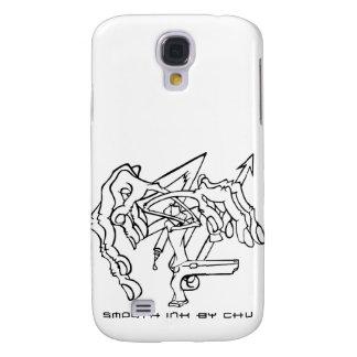 Chu Crazy Arms with gun iphone3 case