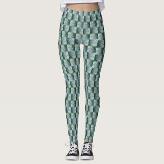 ChuArts By Clark Ulysse legging Collection