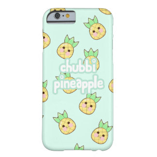 Chubbi Pineapple Pattern Barely There iPhone 6 Case