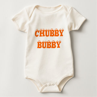Chubby Bubby Baby Bodysuit
