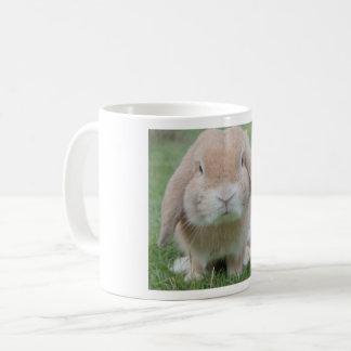 Chubby Bunny Classic White Mug