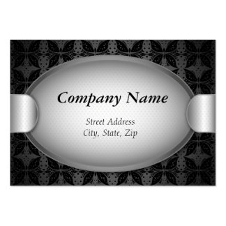 Chubby Business Card Butterfly Abstract Fabric