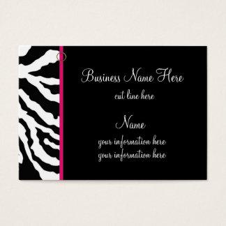 Chubby Business Card Template **Bold