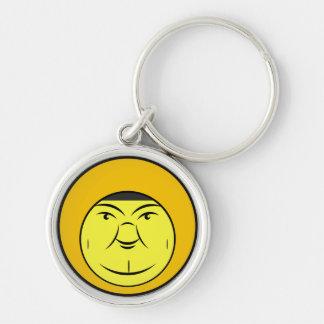 Chubby Face Keychain