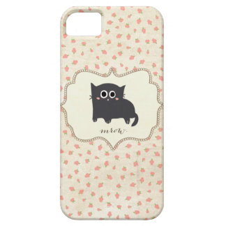 Chubby Kitty iPhone 5 Case