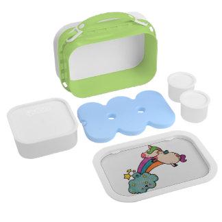 Chubby Pegasus Lunch Box