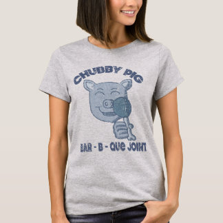 Chubby Pig Barbeque Joint Shirt